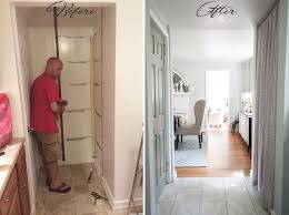 fall 2017 one room challenge guest participants week pantry shelves painting cabinets one room challenge week 3