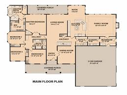 4 bedroom ranch style house plans ranch style house plan 4 beds 3 00 baths 4100 sq ft plan 515 1