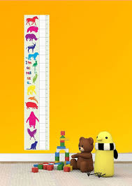height measuring scale wall mounted amazon co uk height charts baby products
