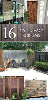 Outdoor Room Dividers Outdoor Room Dividers Privacy Screens Bed Divider Ideas For