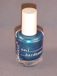 brucci nail hardener polish mono blue 58 2 99