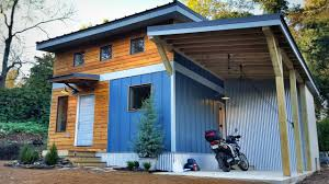 Tiny Home Design Solar Paneled Micro Home Tiny House Design Ideas Youtube