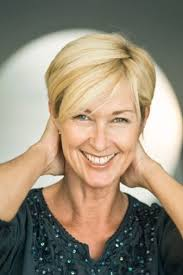 collections of short hairstyles for older women with fine hair