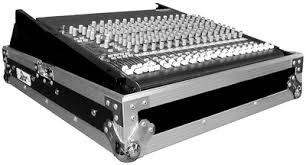 Audio Rack Case Road Ready Road Ready Cases Pro Audio Pro Mixer Cases