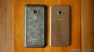 galaxy s7 active vs samsung galaxy s7 quick look android authority