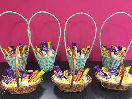 pre filled easter baskets easter baskets of dartford pre filled sweet cones sweet cakes