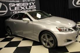 lexus frederick used lexus is for sale in frederick md 10 used is listings in
