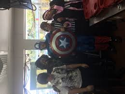 captain america spirit halloween work your spirit pictures and highlights from october 2016