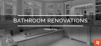 top bathroom renovation trends of 2015 karry home solutions