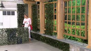 faux ivy privacy fence ideas ideas design faux ivy privacy fence