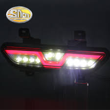 mustang led tail lights for ford mustang 2017 2018 sncn multi functions car led tail light
