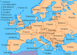 map of euorpe world stadiums stadiums in europe