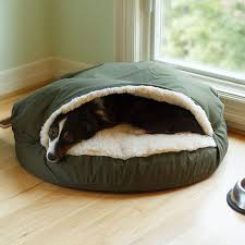 dog nesting bed snoozer orthopedic cozy cave dog bed 6 colors 3 sizes