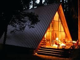 a frame cabins kits plans a frame garage plans