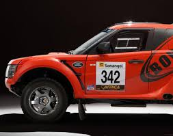 land rover racing bowler motorsport x land rover sport exr off road rally car