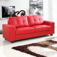 used red leather sofa red leather furniture used red leather sofa for sale lookbooker co