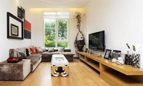 Narrow Living Room Design Ideas Long Thin Living Room Ideas Tv Room Design Ideas White Sofa Idea