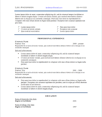 What Font Is Good For Resume Resume Font What Font To Use In A Resume Best Resume Fontsize
