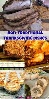 10 non traditional thanksgiving dishes pink heels pink truck