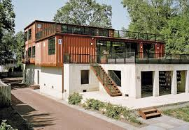 turning a shipping container into home in containers homes house