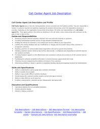 profile resume examples for customer service call center job description for resume free resume example and 17 exciting customer service call center resume sample