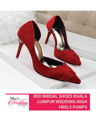 wedding shoes kuala lumpur buy bridal shoes kuala lumpur wedding high heels pumps she s