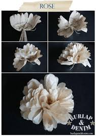 pattern making tissue paper how to make tissue paper flowers from sewing patterns flowers