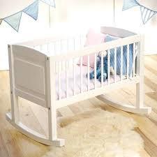 swinging baby crib baby elegance swing crib white swinging baby