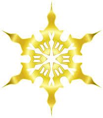 snowflake ornament gold ornaments ornaments 2