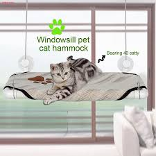 Shelves For Cats by New Hammock For Cats Big Cat Animal Pet Cot Window Bench Perch Bed