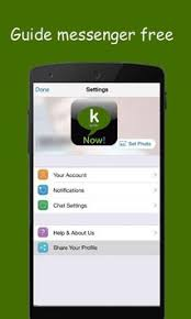 kik app android new friend on kik messenger apk free communication app