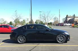 lexus is350 wheels and tires 07 is350 w 19