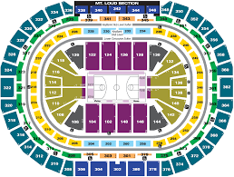 Pepsi Center Floor Plan by Gold 365