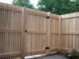 Backyard Gate Ideas Wood Fence Door Design Unthinkable Wood Fence And Gate Ideas 3