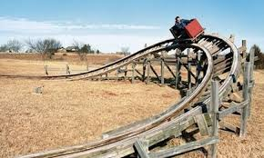 Backyard Roller Coaster For Sale by Homemade Roller Coasters Mental Floss