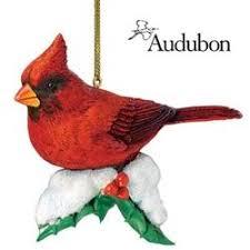 audubon songbird ornaments audubon