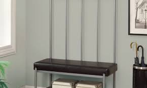 bench entryway shelf and bench favored entryway wall shelf and