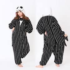 Jack Skellington Halloween Costume Cheap Jack Skellington Pajamas Aliexpress