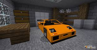 minecraft car flan u0027s mod with all additions for minecraft