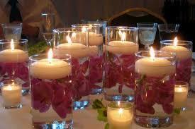 table centerpieces for weddings table decoration ideas wedding reception utnavi info