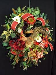 1114 best wreaths images on pinterest deco mesh wreaths spring