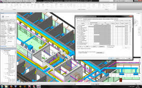 magicad for revit mep spreadsheet import export tool event