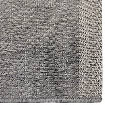 Grey Outdoor Rugs Alfresco Stripe Grey Indoor Outdoor Rug 5 3 X 7 6 Free