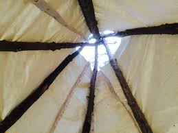 how to build a teepee u0026 fire in just 38 seconds youtube