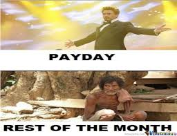 Me On Payday Meme - payday muthafu by theultimateboom meme center