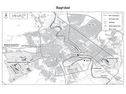 map of bagdad escape from baghdad books mitchells maps