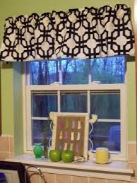 Window Treatments For Kitchen by Window Box Valance Waverly Kitchen Curtains Modern Window Valance