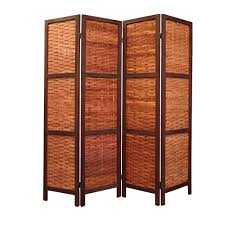 Movable Room Dividers by Portable Room Dividers For Home Three Panel Screen Divider Folding
