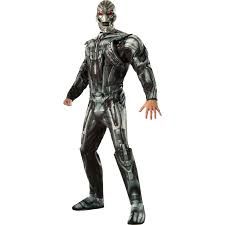 ultron costume 2 age of ultron deluxe ultron costume