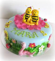 maya bee birthday cake cakecentral